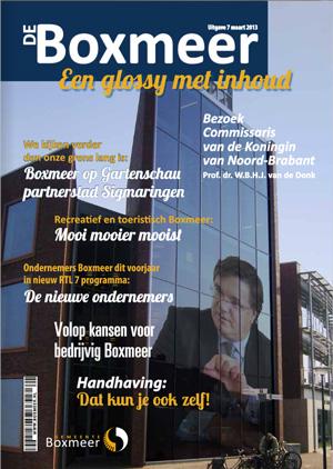 Glossy gemeente Boxmeer