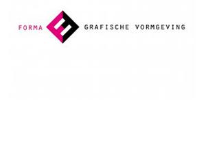 Logo Forma, grafische vormgeving