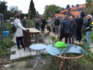 Raad on Tour in Zaltbommel